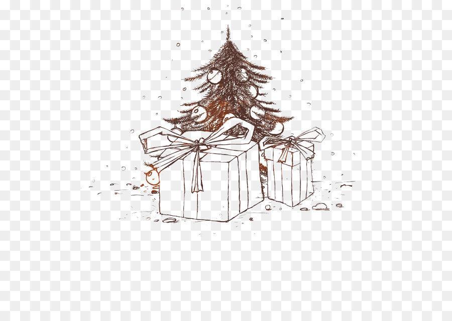 Descarga gratuita de La Navidad, Regalo, Vacaciones Imágen de Png