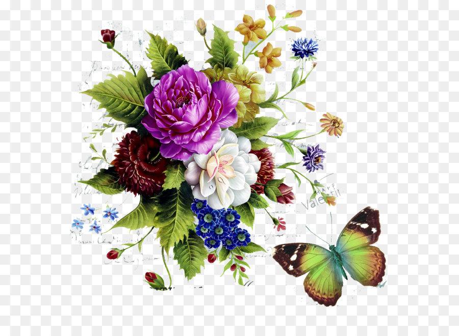 Descarga gratuita de Flor, Pintura, Descargar Imágen de Png