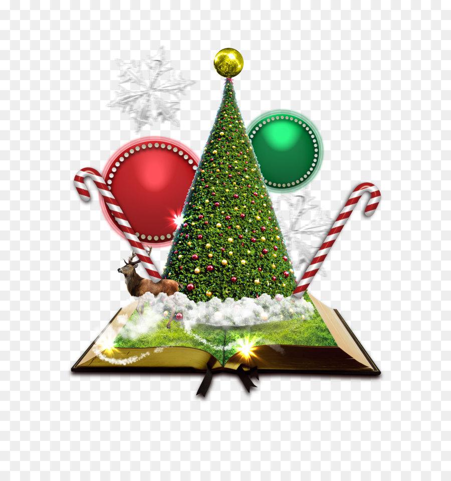 Descarga gratuita de La Navidad, Año Nuevo, árbol Imágen de Png