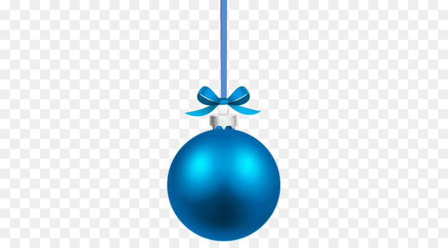 Descarga gratuita de La Navidad, Bola, Azul Imágen de Png