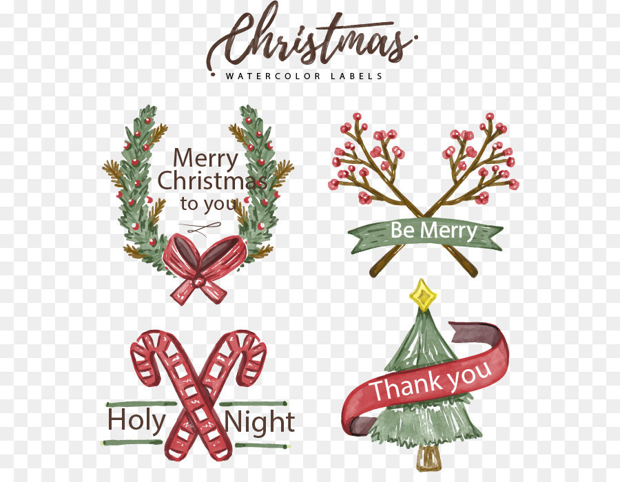 Descarga gratuita de La Navidad, Santa Claus, Guirnalda Imágen de Png