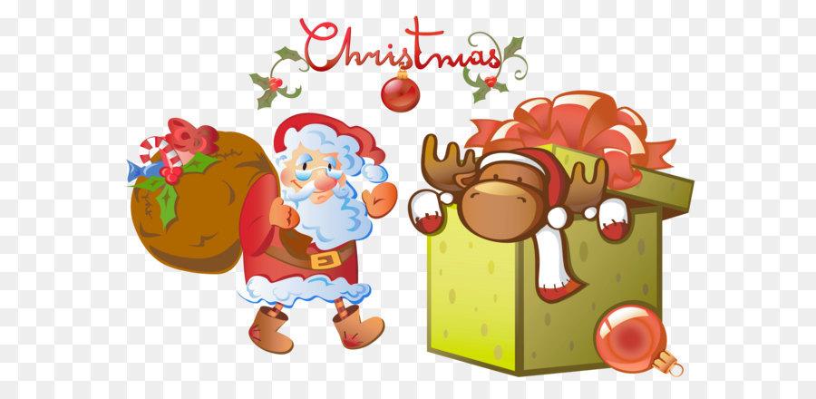 Descarga gratuita de Ded Moroz, Snegurochka, Santa Claus imágenes PNG