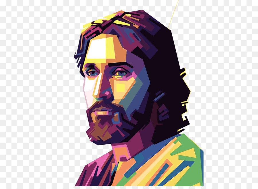 Jesús, Santo Rostro De Jesús, El Cristianismo Imagen Png