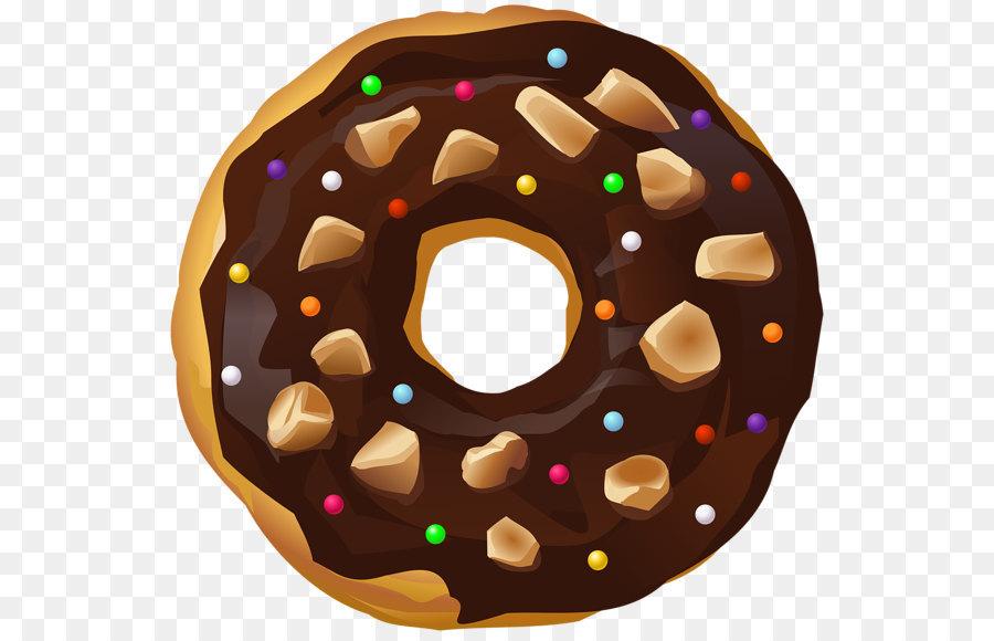Descarga gratuita de Donuts, Chocolate, Esmalte Imágen de Png
