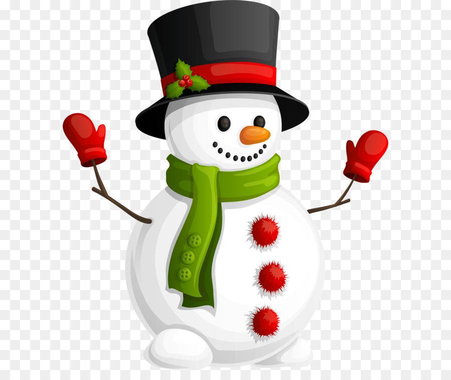 Descarga gratuita de Muñeco De Nieve, La Navidad, Descargar imágenes PNG