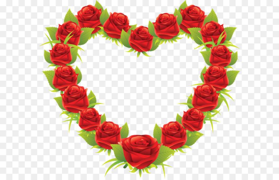 Descarga gratuita de Corazón, Rosa, Regalo Imágen de Png
