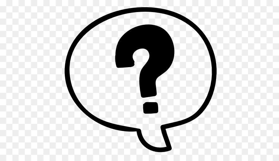 Descarga gratuita de Signo De Interrogación, Pregunta, Duda imágenes PNG