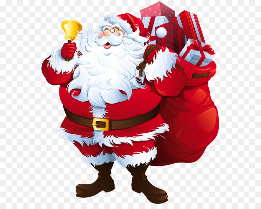 Descarga gratuita de Rudolph, Santa Claus, La Navidad imágenes PNG