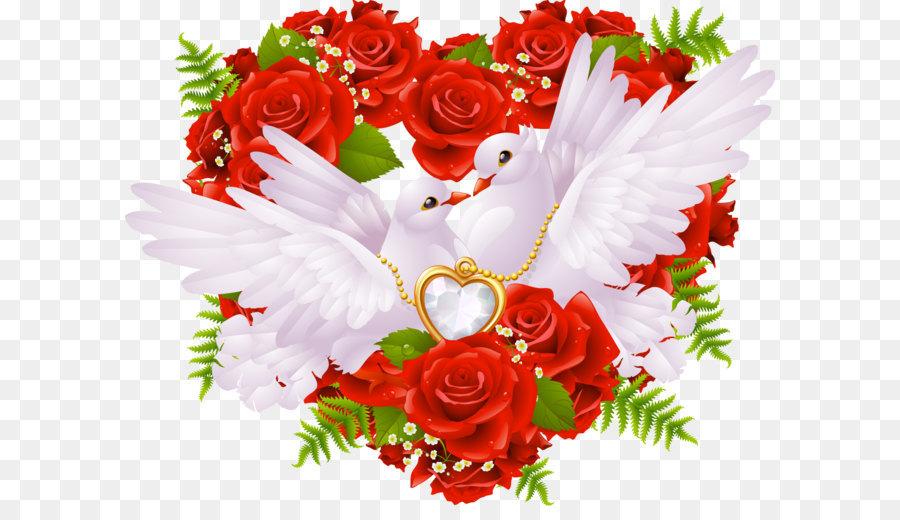 Descarga gratuita de El Amor, Rosa, Corazón Imágen de Png