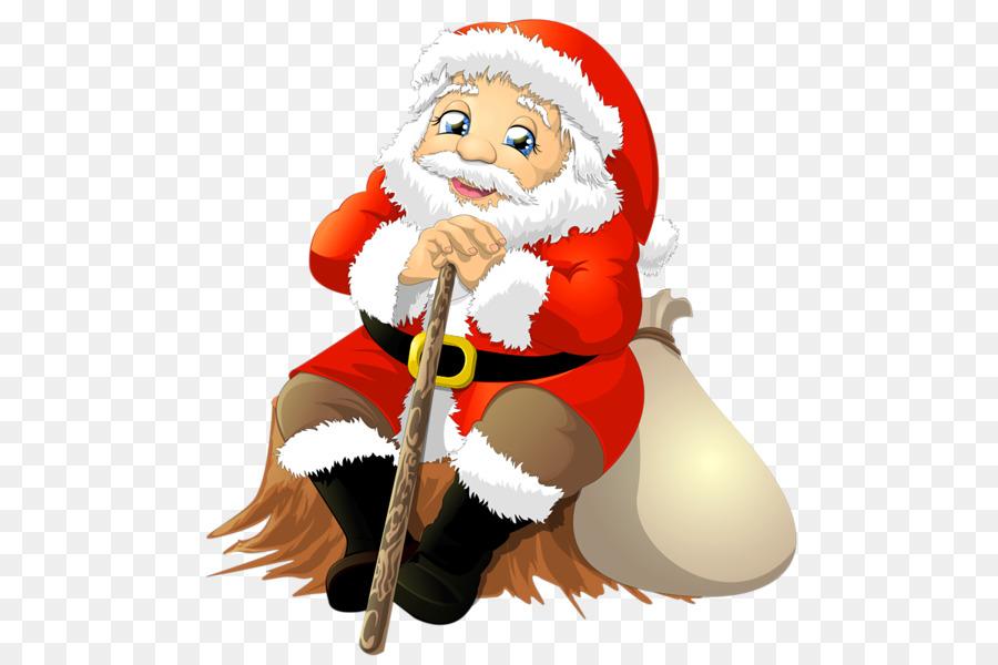 Descarga gratuita de Santa Claus, La Navidad, Regalo imágenes PNG