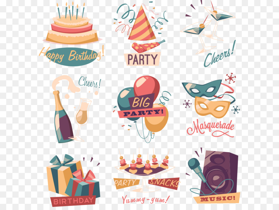 Descarga gratuita de Pastel De Cumpleaños, Cumpleaños, Regalo Imágen de Png