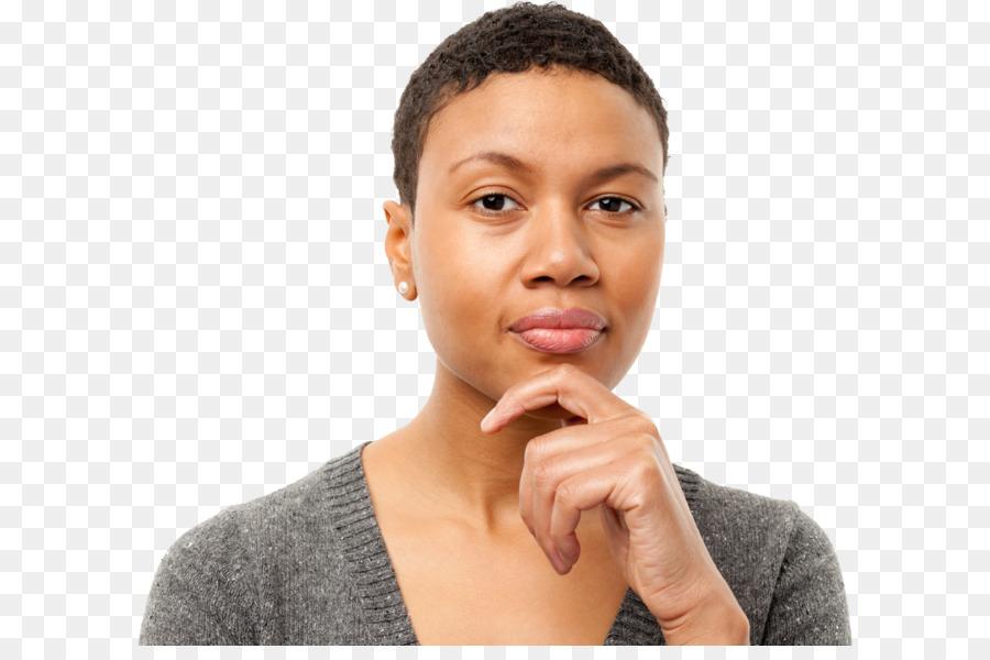 Descarga gratuita de Mujer, Pensamiento, Descargar imágenes PNG