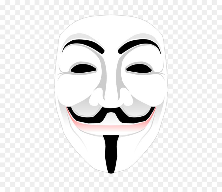 Descarga gratuita de Anónimo, Descargar, Guy Fawkes Imágen de Png