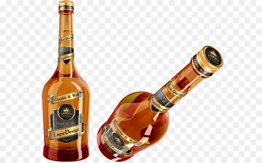 Descarga gratuita de Whisky, El Coñac, Botella imágenes PNG