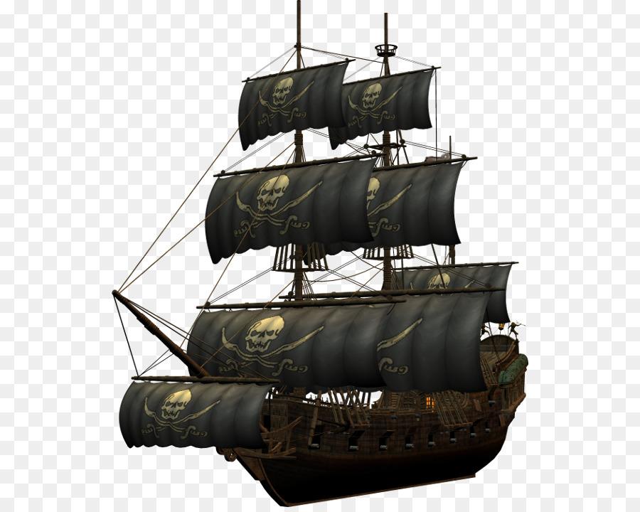 Descarga gratuita de Nave, La Piratería, Caravel Imágen de Png