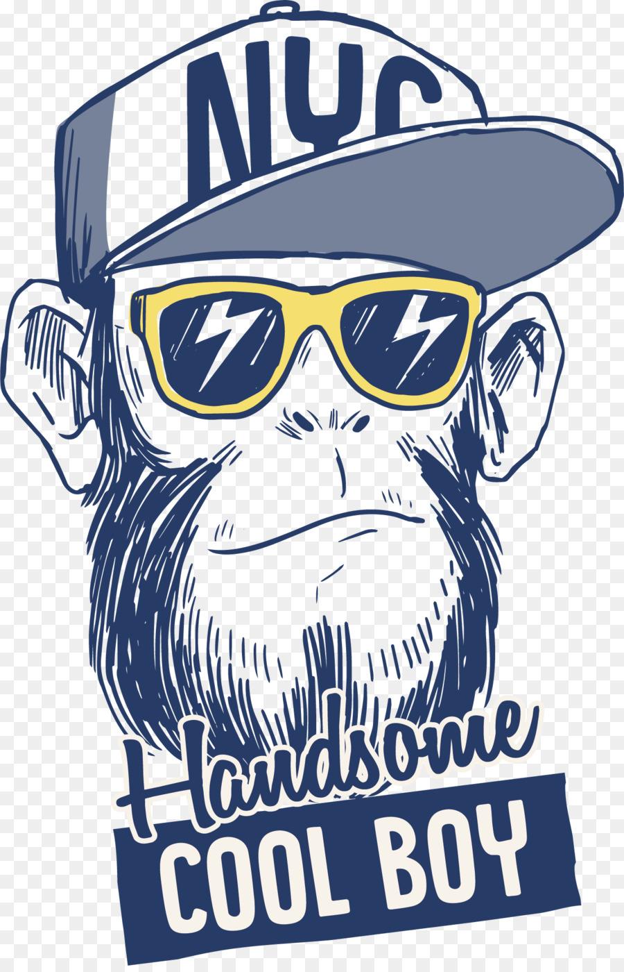 Descarga gratuita de Camiseta, Gorila, Logotipo Imágen de Png