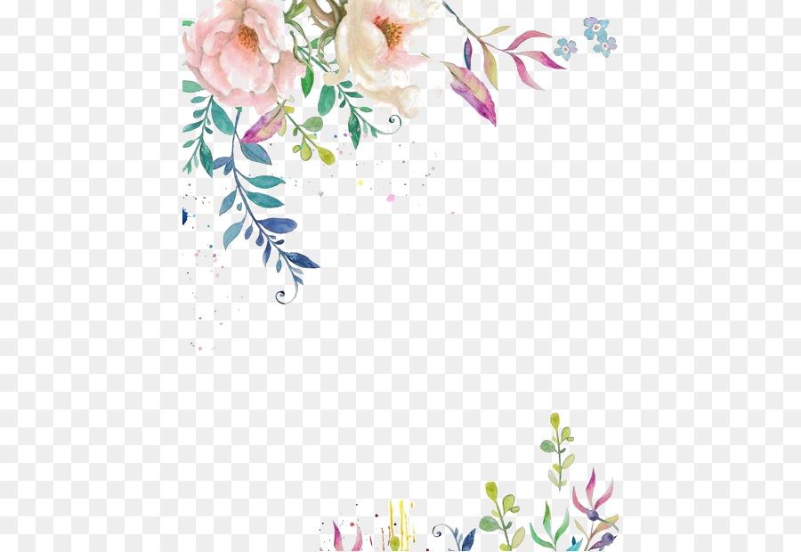 Descarga gratuita de Invitación De La Boda, Papel, Flor Imágen de Png