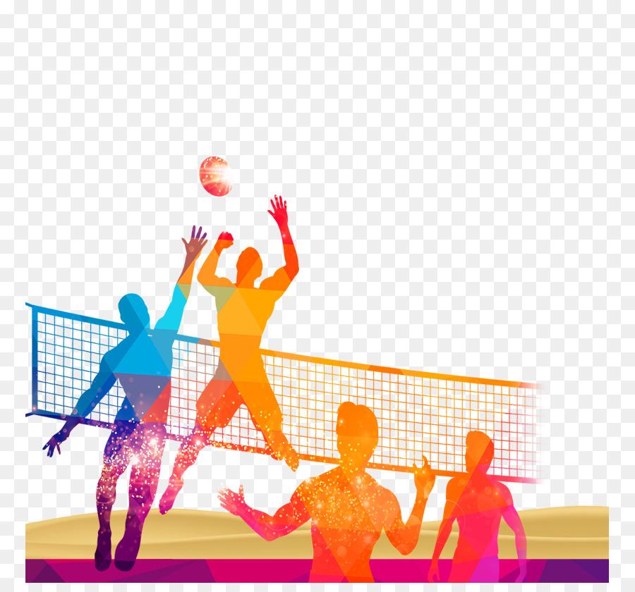 Descarga gratuita de Voleibol, El Deporte, Cartel Imágen de Png