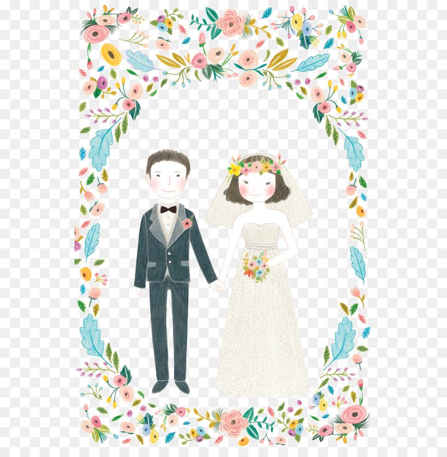 Descarga gratuita de Invitación De La Boda, La Boda, El Matrimonio imágenes PNG