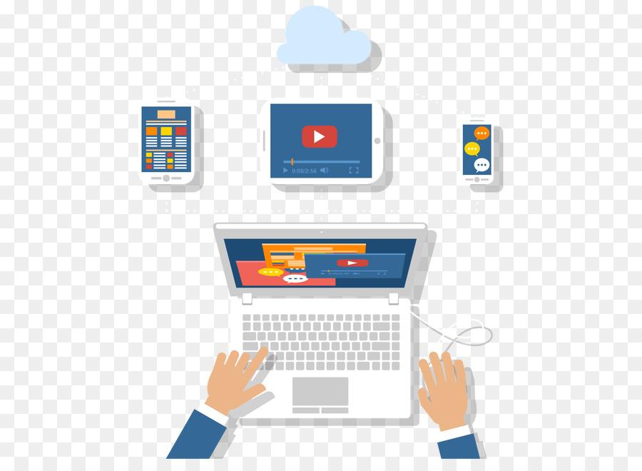 Descarga gratuita de El Diseño Web Responsivo, Desarrollo Web, Sitio Web Imágen de Png