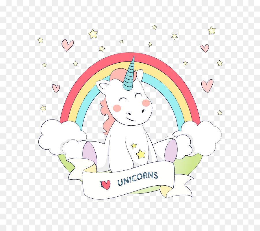Descarga gratuita de Unicornio, Arco Iris, Euclídea Del Vector imágenes PNG