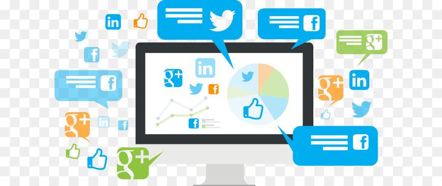 Descarga gratuita de Medios De Comunicación Social, El Marketing Digital, Social Media Marketing imágenes PNG