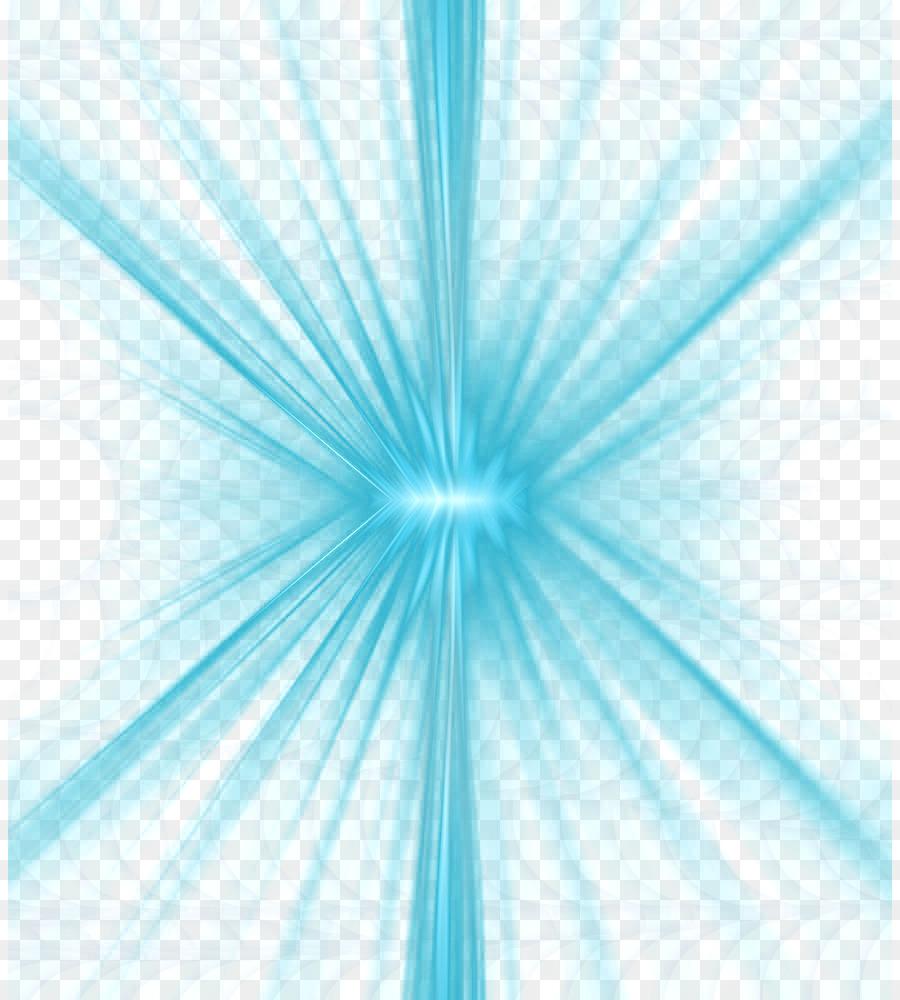 Descarga gratuita de La Luz, La Radiación, Azul Imágen de Png