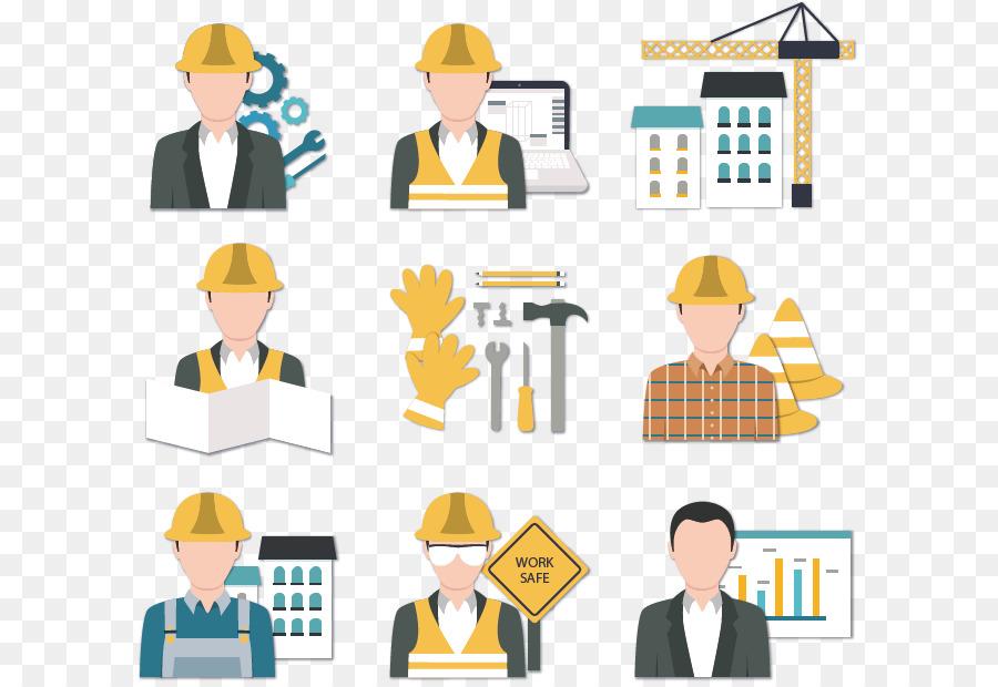 Descarga gratuita de De Arquitectura E Ingeniería, Trabajador De La Construcción, Obrero imágenes PNG