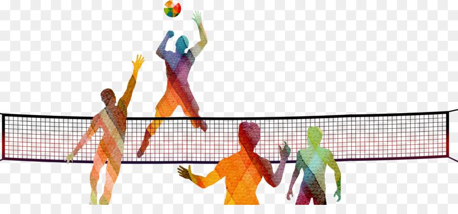 Descarga gratuita de Voleibol, Voleibol De Playa, Red De Voleibol Imágen de Png
