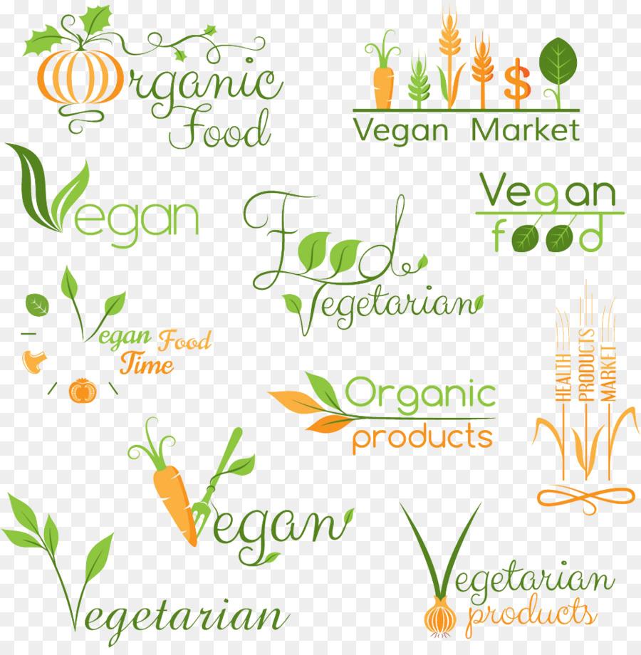 Descarga gratuita de La Comida, El Veganismo, Logotipo Imágen de Png