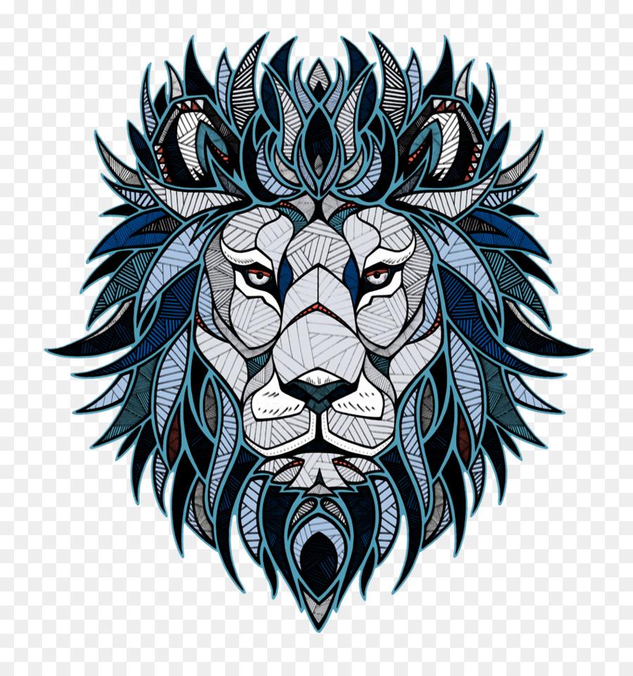 Descarga gratuita de Lionhead Conejo, León, Camiseta Imágen de Png