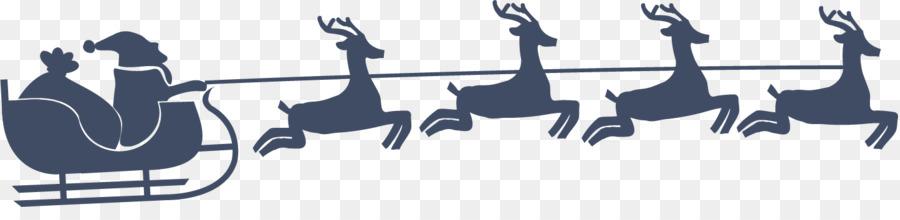 Descarga gratuita de Santa Claus, Santa Clauss Reindeer Imágen de Png