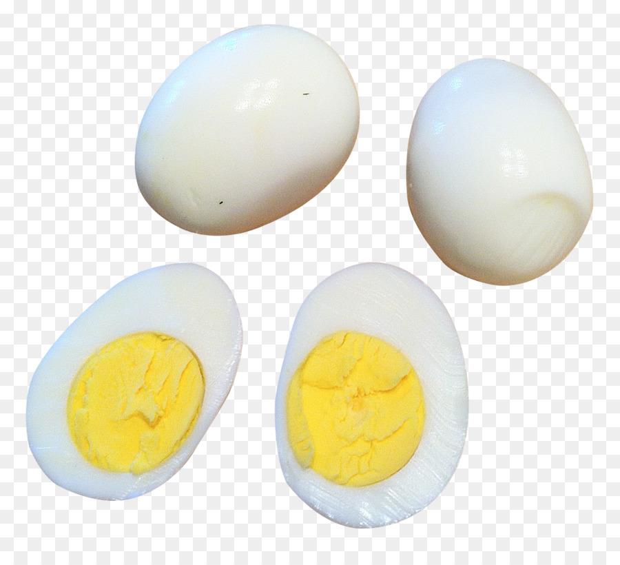 Descarga gratuita de Huevos Cocidos, La Yema De, La Clara De Huevo Imágen de Png