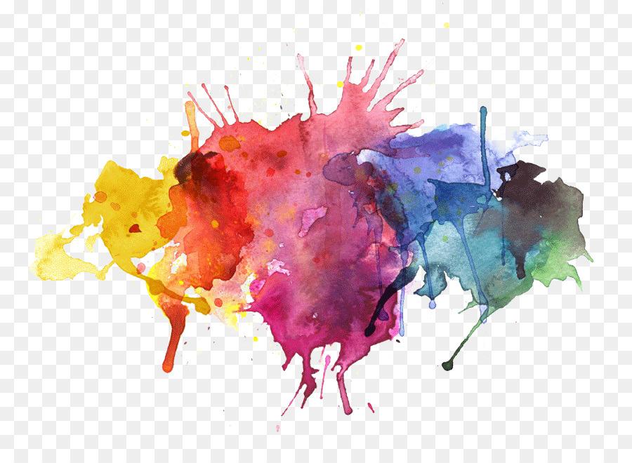 Descarga gratuita de Pintura, Pintura A La Acuarela, La Textura Imágen de Png