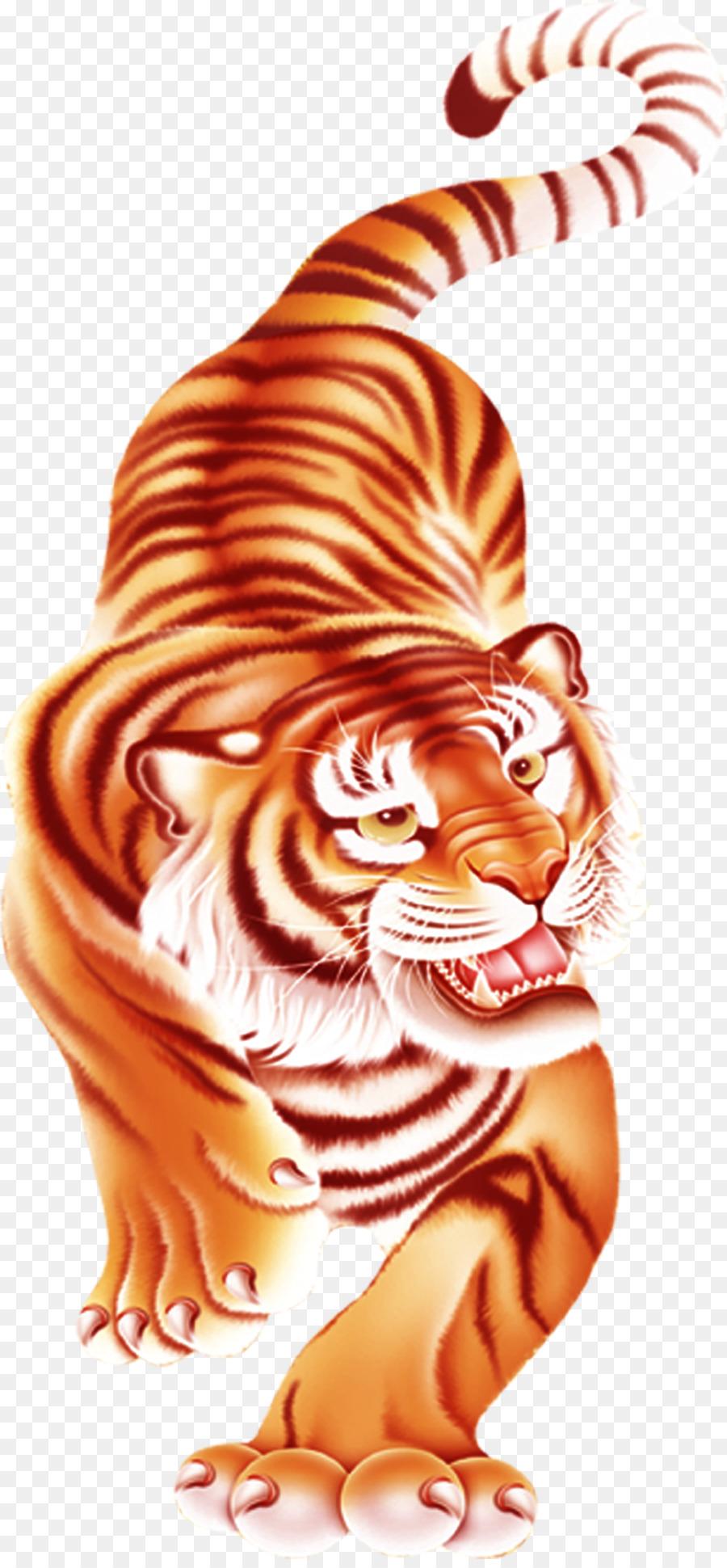 Descarga gratuita de Tigre, El Tigre De Oro, León Imágen de Png