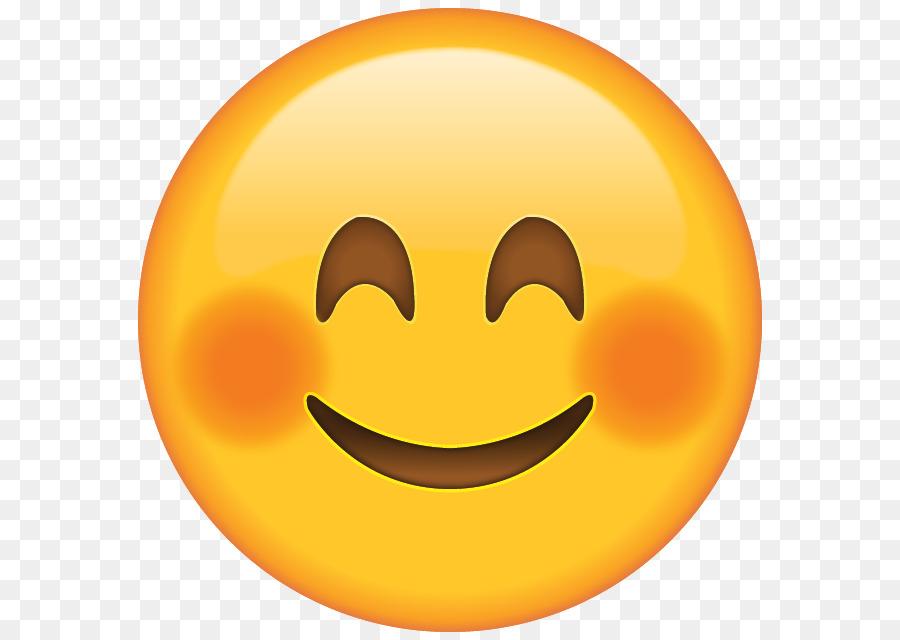 Descarga gratuita de Emoji, Blushing, Smiley Imágen de Png