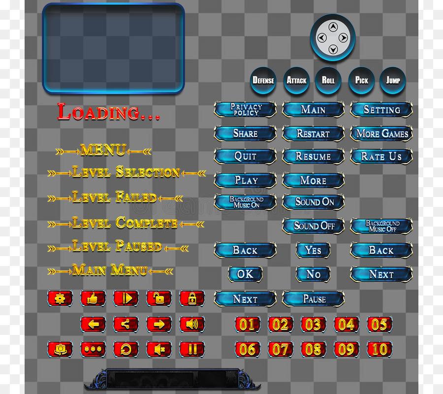 Descarga gratuita de Botón, Juego, Logotipo imágenes PNG