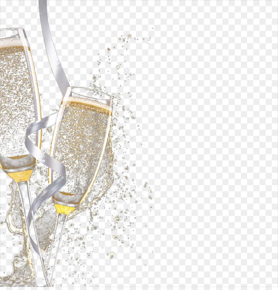 Descarga gratuita de Champagne, Vino Espumoso, La Copa Imágen de Png