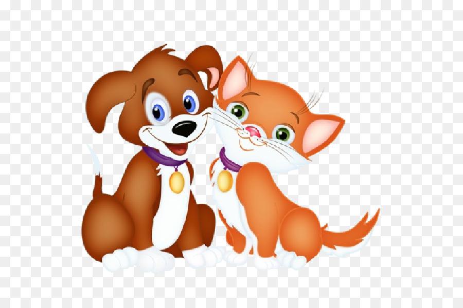 Descarga gratuita de Labrador Retriever, Gato, Dogxe2u20acu201ccat Relación imágenes PNG