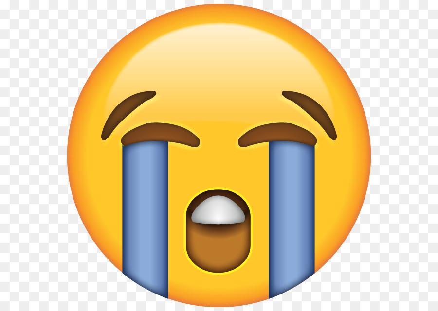 Descarga gratuita de Emoji, Cara Con Lágrimas De Alegría Emoji, Llorando imágenes PNG