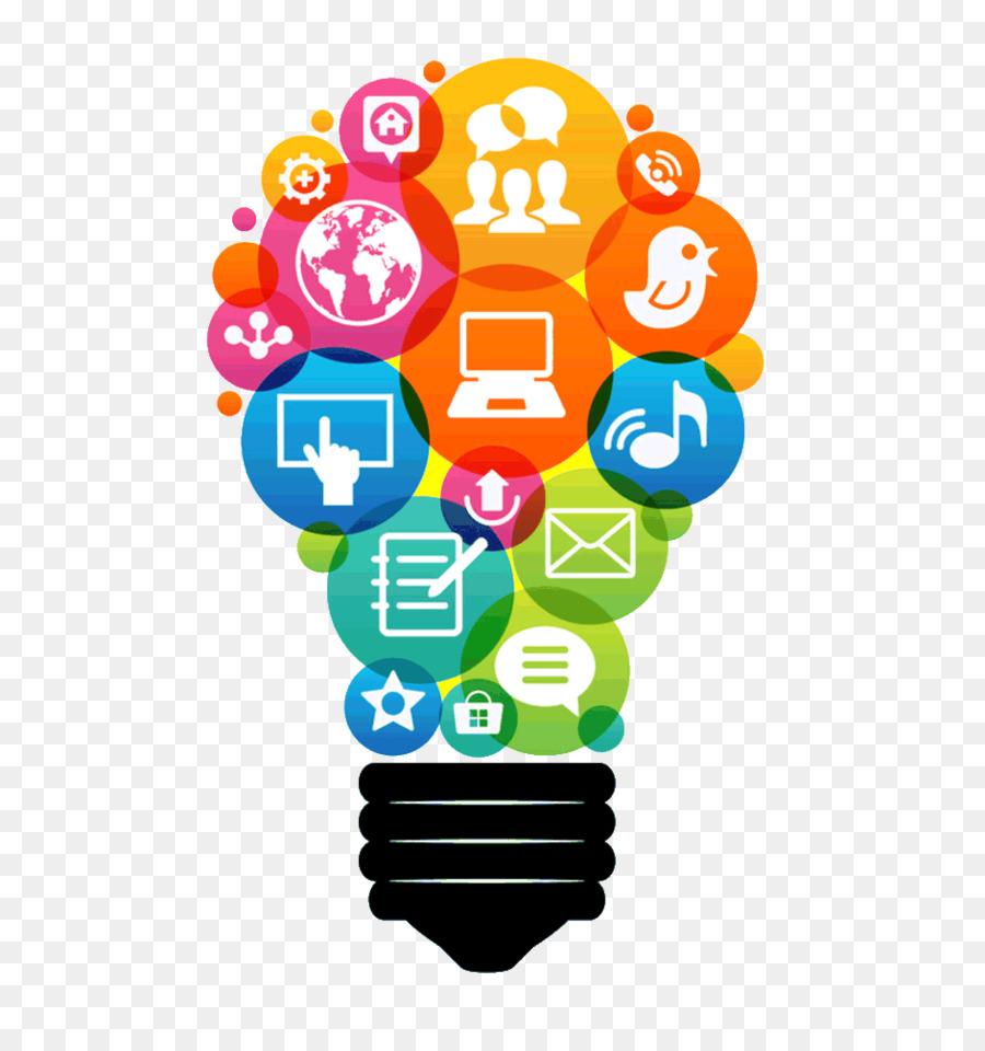 Descarga gratuita de Marketing, El Marketing Digital, Medios De Comunicación Social Imágen de Png
