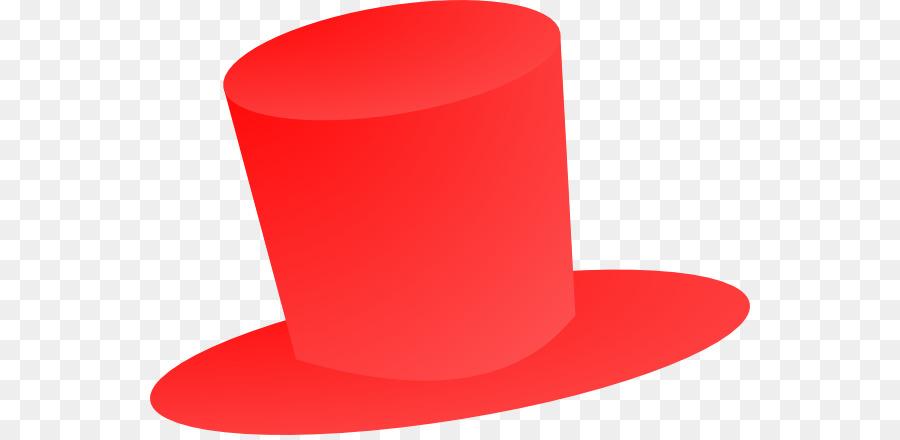 Descarga gratuita de Sombrero, Rojo, Cilindro imágenes PNG