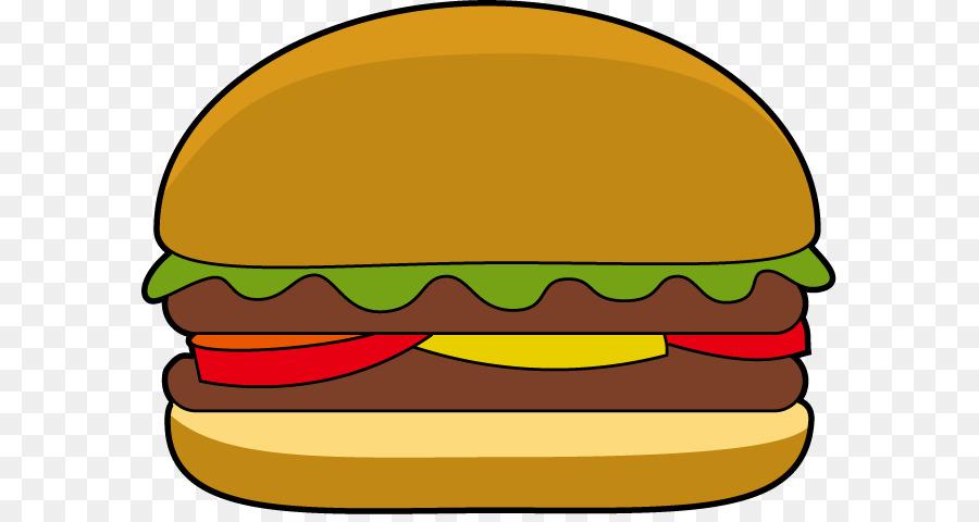 Descarga gratuita de Hamburguesa Con Queso, Hamburguesa Vegetariana, Dibujos Animados imágenes PNG