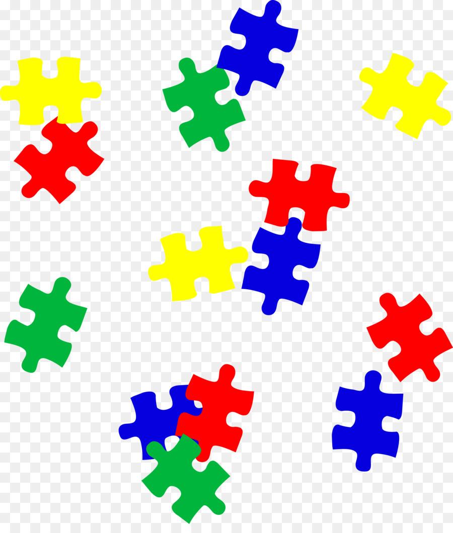 Descarga gratuita de Rompecabezas, Puzzle, El Autismo Imágen de Png