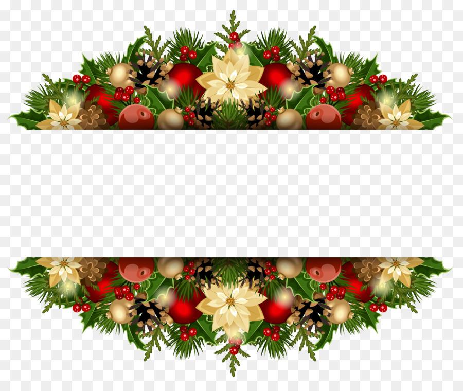 Descarga gratuita de La Navidad, Decoración De La Navidad, Garland imágenes PNG