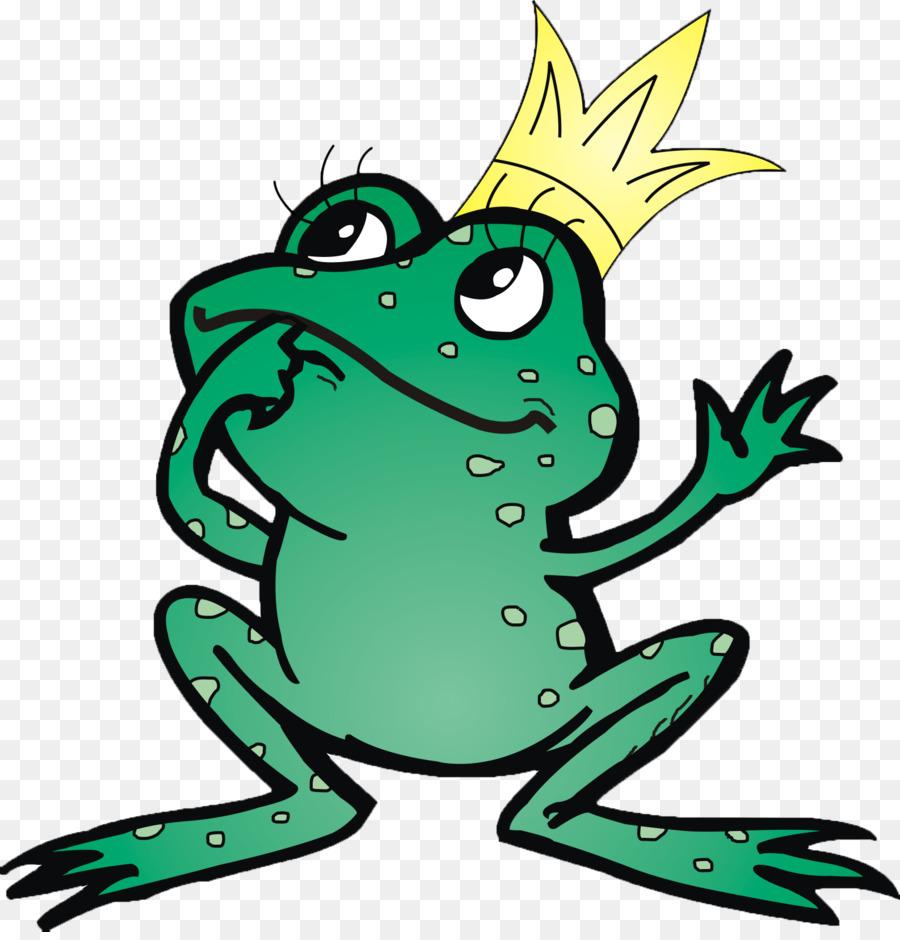 Descarga gratuita de Rana, Príncipe Rana, De Dibujos Animados imágenes PNG