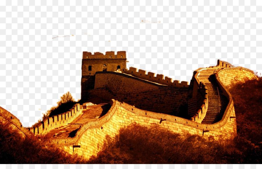 Descarga gratuita de La Gran Muralla De China, La Plaza De Tiananmen, Badaling imágenes PNG