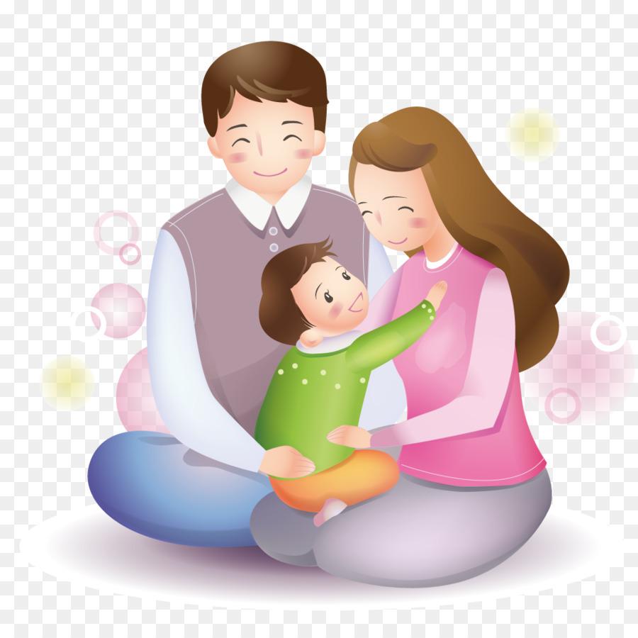 Descarga gratuita de Niño, Los Padres, Descargar Imágen de Png