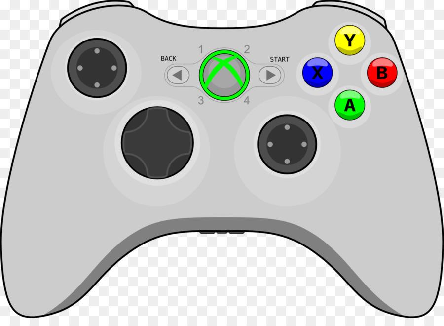 Descarga gratuita de Controlador De Xbox 360, Xbox 360, Controlador De Juego imágenes PNG