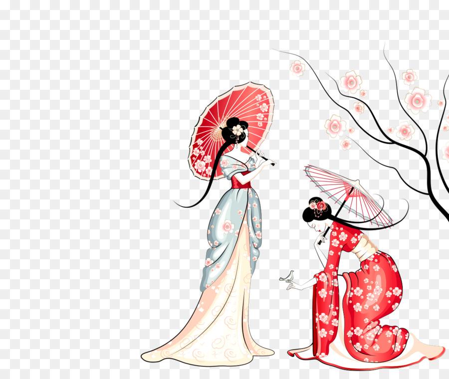 Descarga gratuita de Japón, National Cherry Blossom Festival, De Los Cerezos En Flor Imágen de Png
